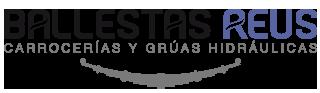 logotipo de BALLESTAS REUS SL