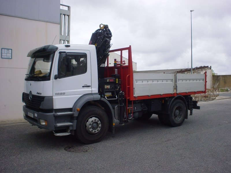 Camiones Mercedes Con Grua De Ocasion
